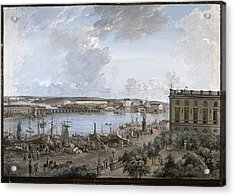 View Of Stockholm 1 Acrylic Print