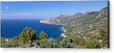 View Of The North Coast, Serra De Acrylic Print
