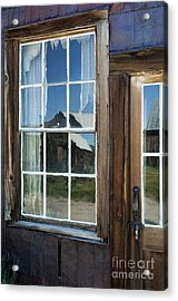 View To A Different Time Acrylic Print by Sandra Bronstein