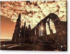 Acrylic Print featuring the photograph View To A Thrill by Anthony Baatz