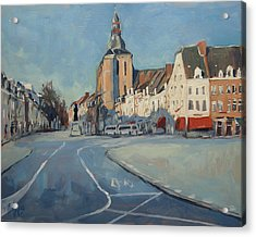 View To Boschstraat Maastricht Acrylic Print