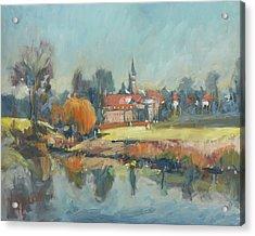 View To Elsloo Acrylic Print