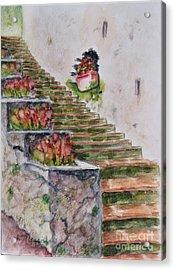 Villa Rufolo Acrylic Print
