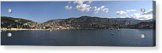 Villefranche  Acrylic Print by Terence Davis