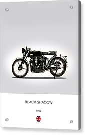 Vincent Black Shadow 1952 Acrylic Print
