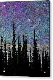 Vincent's Dream Acrylic Print