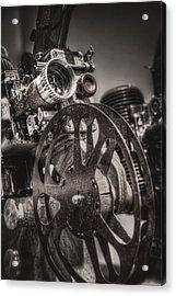 Vintage 16mm Acrylic Print by Scott Norris