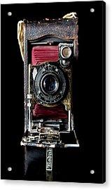 Vintage Bellows Camera Acrylic Print