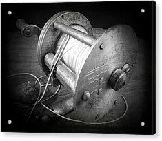 Vintage Bronson  Acrylic Print