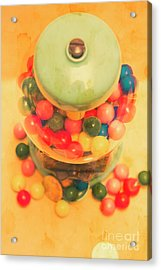 Vintage Candy Machine Acrylic Print by Jorgo Photography - Wall Art Gallery
