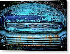 Vintage Ford Pick Up Acrylic Print