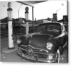 Vintage Ford Acrylic Print