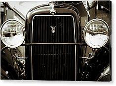 Vintage Ford V8 Acrylic Print