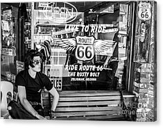 Vintage General Store Acrylic Print