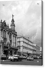 Vintage Havana Acrylic Print