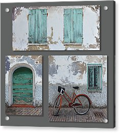 Vintage Series All 3 In 1 Acrylic Print