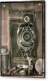 Vintage Kodak Camera Acrylic Print