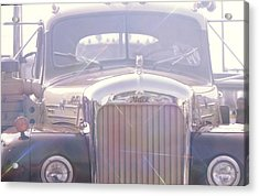 Vintage Mack Acrylic Print by Don Youngclaus