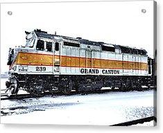 Vintage Ride Acrylic Print