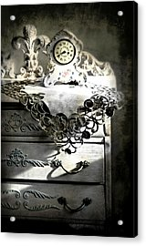 Acrylic Print featuring the photograph Vintage Time by Diana Angstadt