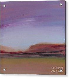 Violet Skies Acrylic Print