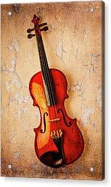 Violin Dreams Acrylic Print by Garry Gay