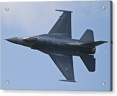 Viper West F16 Demo Team Acrylic Print