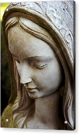 Virgin Mary Acrylic Print