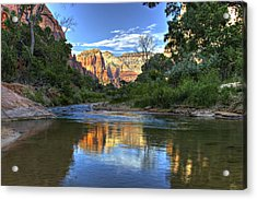 Virgin River Acrylic Print