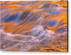 Acrylic Print featuring the photograph Virgin River Voodoo by Mike Lang