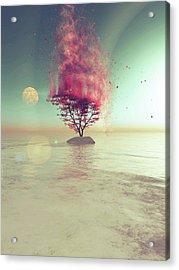 Virtuosity Acrylic Print