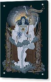 Vishnu - Nuclear Acrylic Print