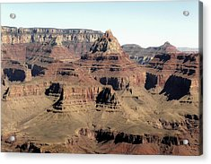 Vishnu Temple Grand Canyon National Park Acrylic Print