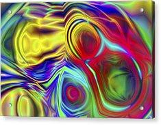 Vision 10 Acrylic Print