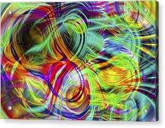 Vision 11 Acrylic Print