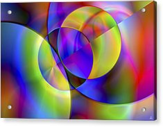 Vision 13 Acrylic Print