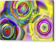 Vision 14 Acrylic Print