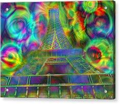 Vision 15 Acrylic Print