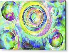 Vision 16 Acrylic Print