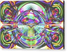 Vision 18 Acrylic Print