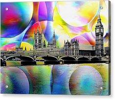 Vision 21 Acrylic Print