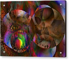 Vision 24 Acrylic Print