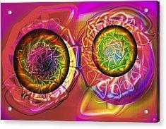 Vision 42 Acrylic Print