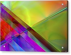 Vision 3 Acrylic Print