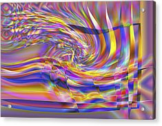 Vision 31 Acrylic Print