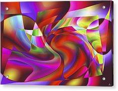 Vision 32 Acrylic Print