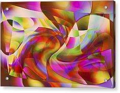 Vision 33 Acrylic Print