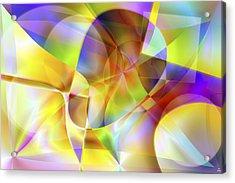 Vision 34 Acrylic Print
