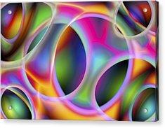 Vision 35 Acrylic Print