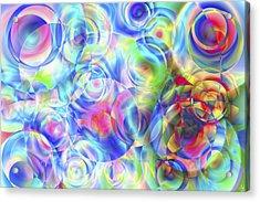 Vision 4 Acrylic Print